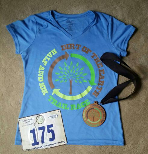 Dirt of the Earth Shirt and Medal
