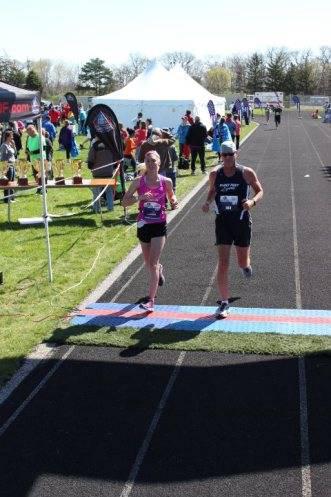 PFHOF Marathon Finish