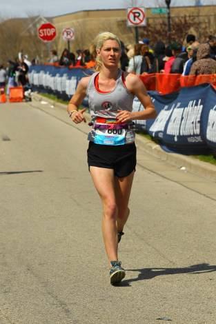 Running Wisconsin Marathon