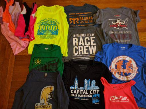 Old Race Shirts, Donation