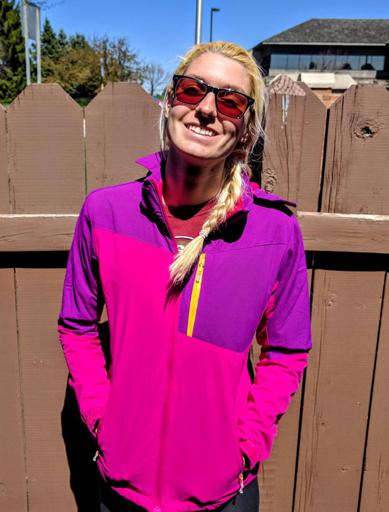 Lacle Women's Jacket Front