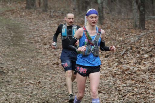 Matt and I Running