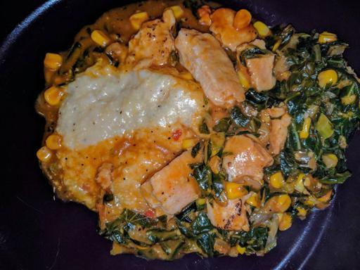 Luvo Inc. Frozen Meals Chicken in BBQ Sauce