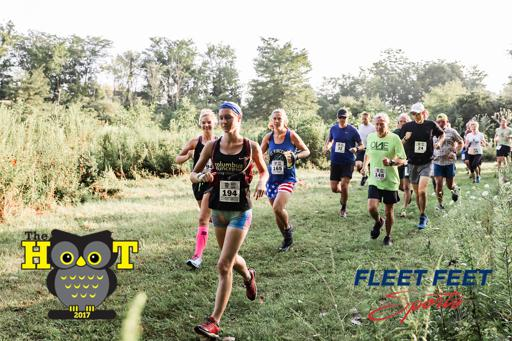 2017 The Hoof Half and 10k Starting Picture