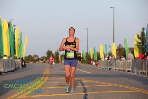 2017 Emerald City Quarter Marathon Finish Line Photo
