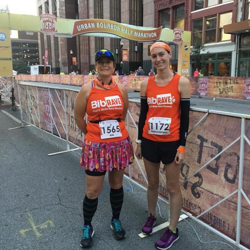 Urban Bourbon Half Marathon Pre-Race Picture 2017