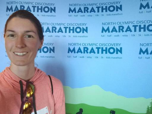 North Olympic Discovery Marathon 2018 Expo