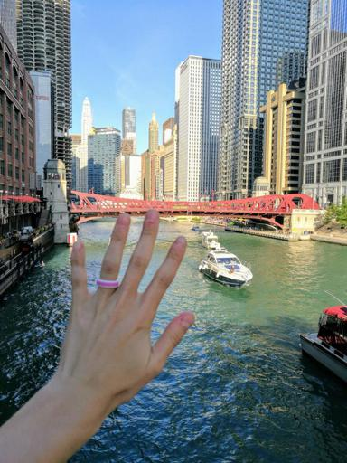 Karma Ring Co Duo Set Silicone Rings in Chicago near River