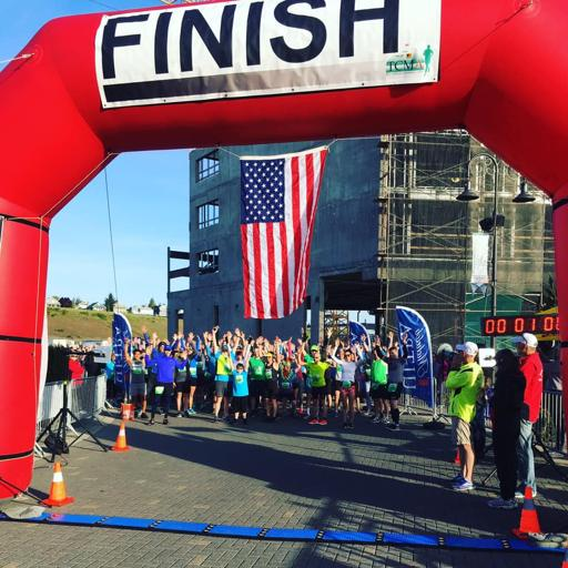 2019 Tacoma City 5k Race Start